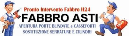Fabbro Asti apertura porte da 79 €